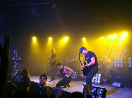 Parkway Drive end their mini-tour on a high note.