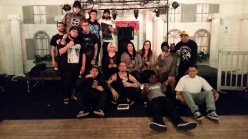 The Grizzly Productions family