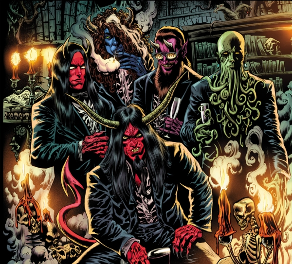 Bobaflex Eloquent Demons CD cover new
